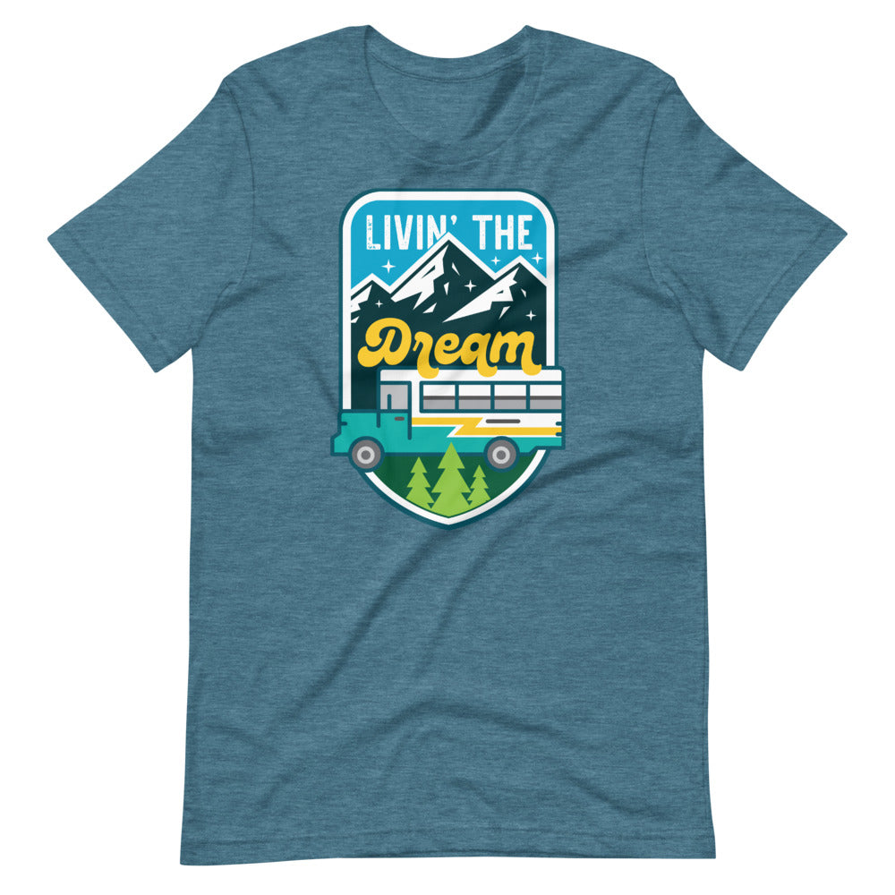 Livin' the Dream Skoolie Tee