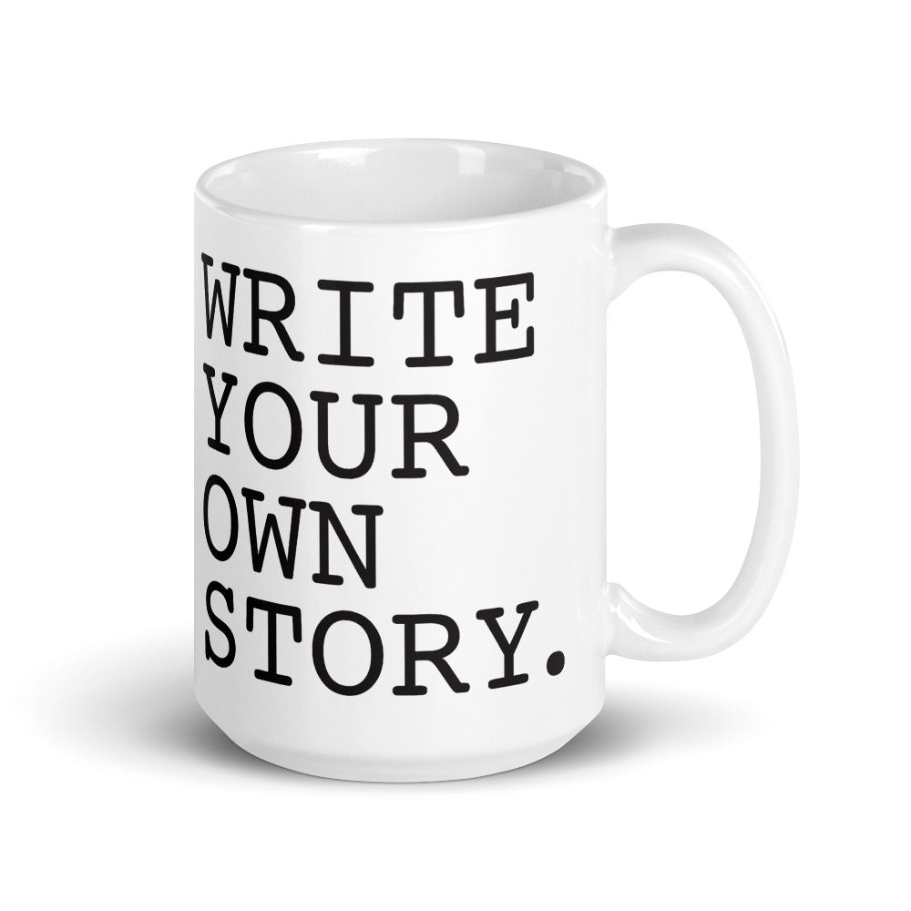 Write Your Own Story Mug