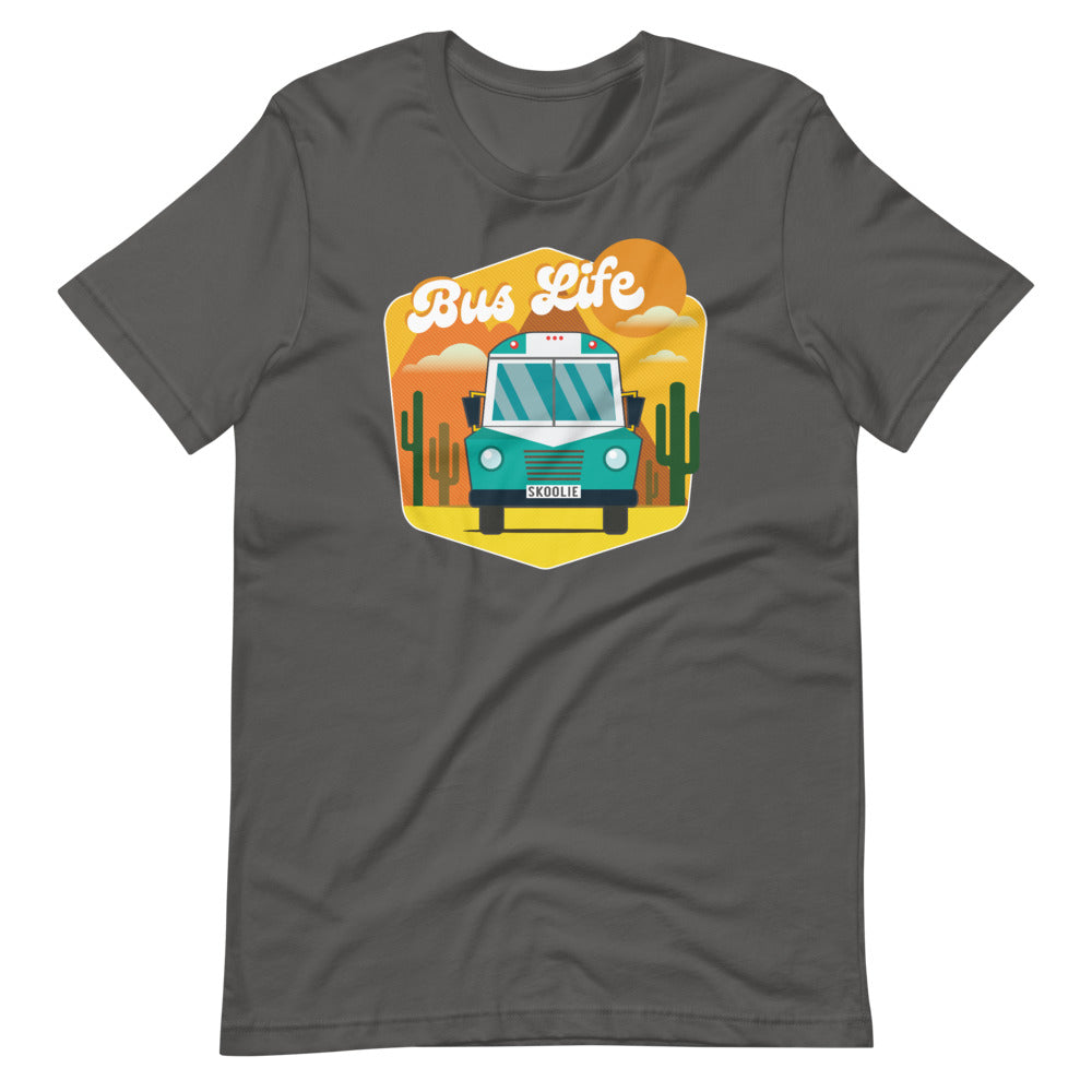 Bus Life in the Desert Tee