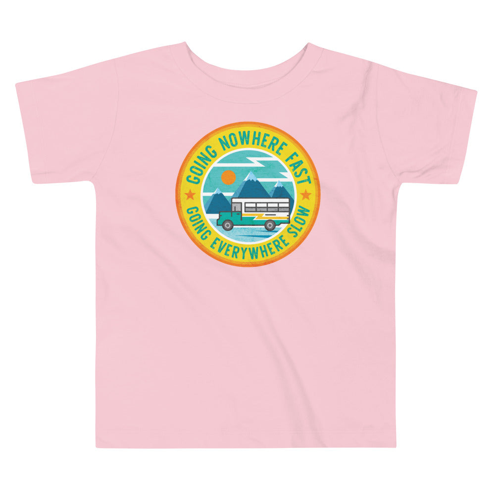 Everywhere Slow Toddler Tee