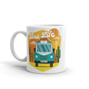 Load image into Gallery viewer, Bus Life in the Desert Mug