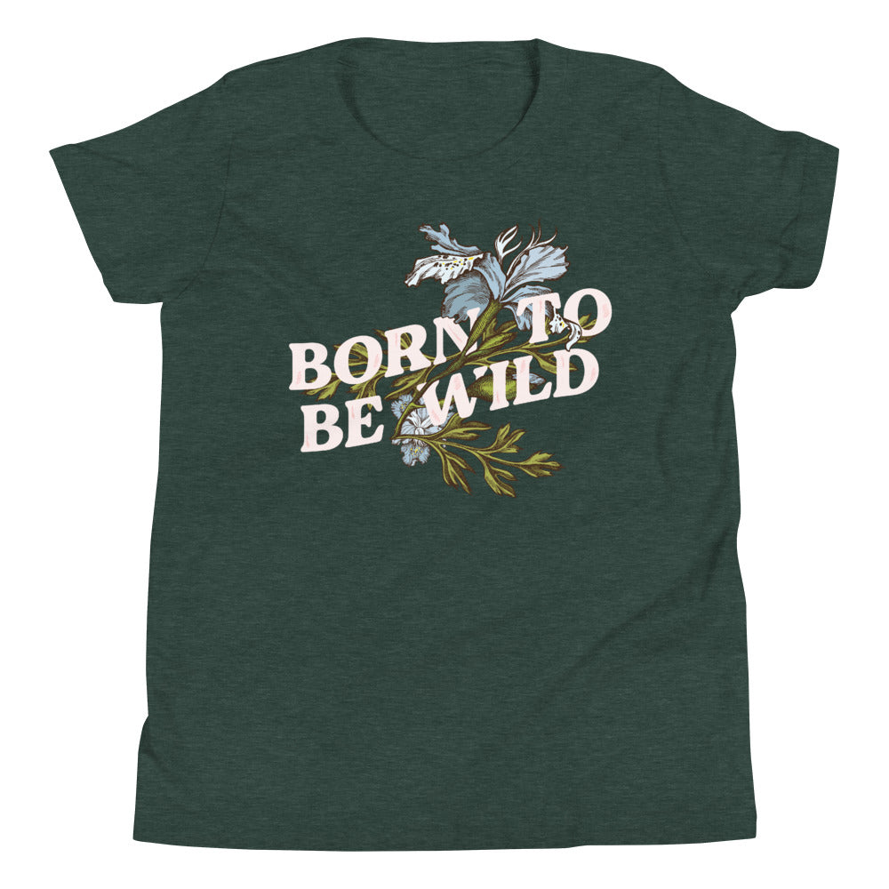 Born to be Wild Kids Tee