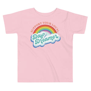 Support Your Local Day Dreamer Toddler Tee