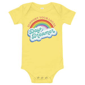 Support Your Local Day Dreamer Onesie