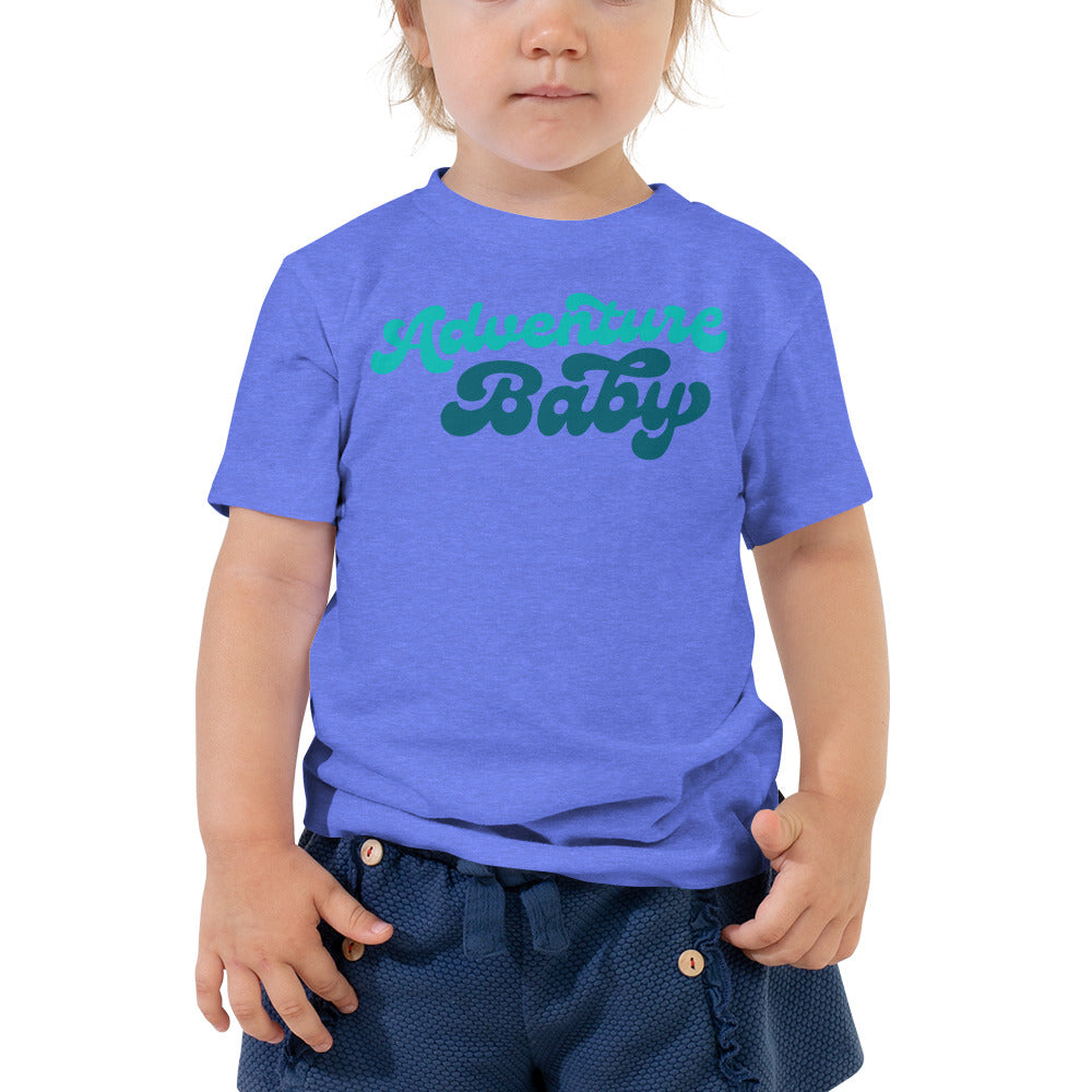 Load image into Gallery viewer, Adventure Baby Toddler Tee