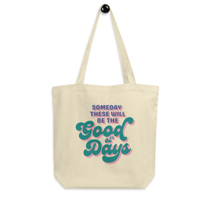 Load image into Gallery viewer, Good Ol' Days // Eco Tote