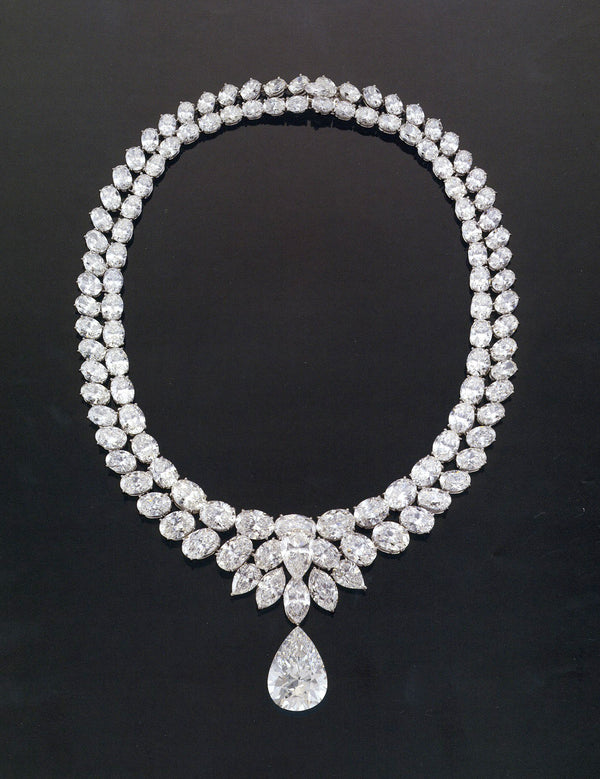 The Ortman Diamond Necklace - SOLD