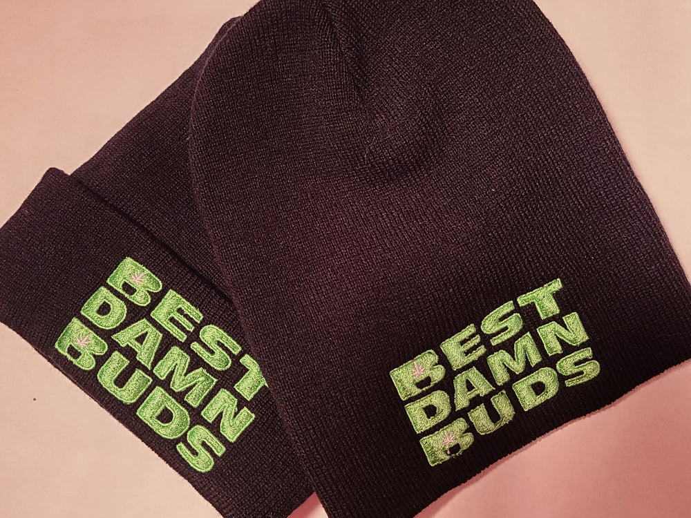 BEST DAMN WINTER HATS