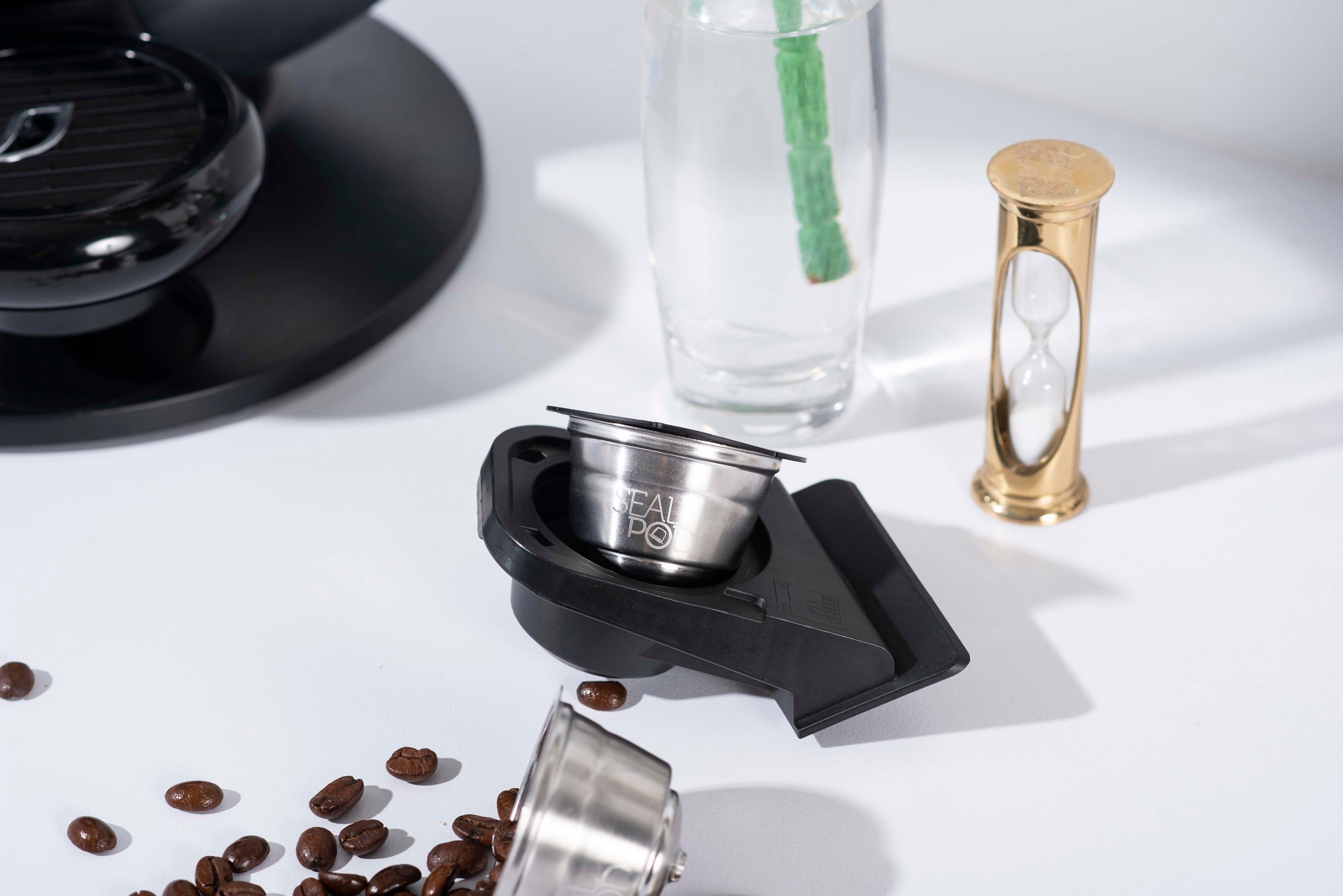 Nespresso DolceGusto Line reusable stainless steel coffee capsule