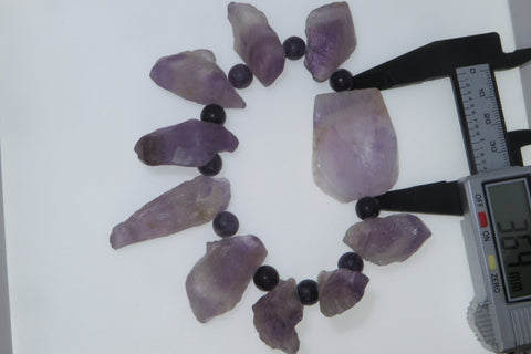 Amethyst Goddess Wrist Peace Maker