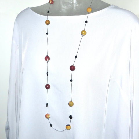Image of Mookaite clean look Neck Peacemaker