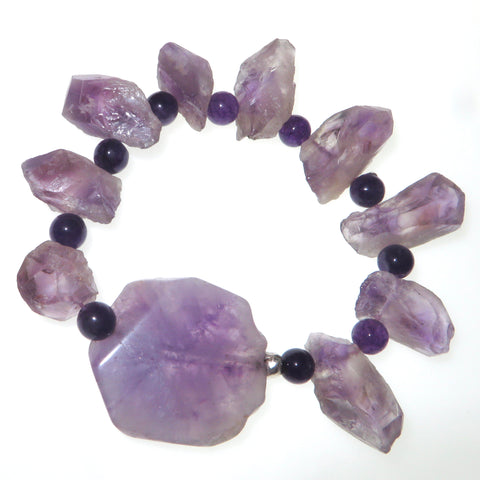 Image of Point Taken Peacemaker - Amethyst