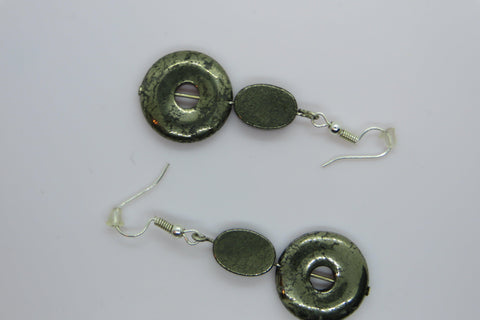 Image of Pure Pyrite Ear Peacemaker
