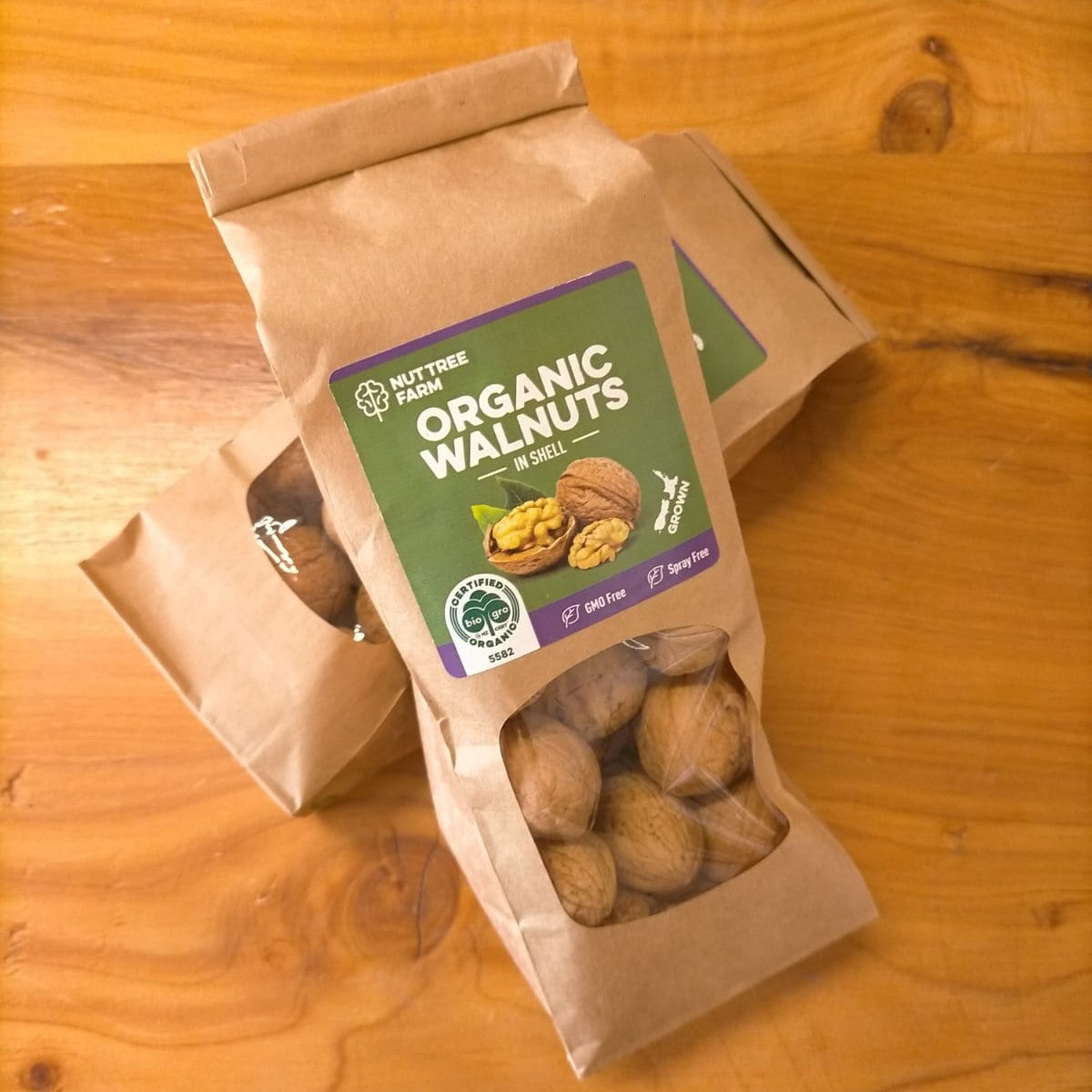 Organic Walnuts - Untamed Earth