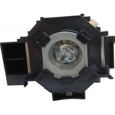 Terzomen Replacement Projector Lamp for EPSON V13H010L42 / ELPLP42 with Original BULB with New Housing