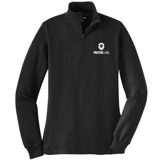 Ladies Prestige Labs Quarter Zip