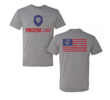 Prestige Labs Men's Flag Crew