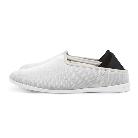 Koge Grey Mahabis Outdoor Slipper