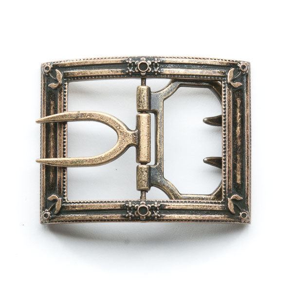 Cavendish 18th Century Shoe Buckles (Gold)