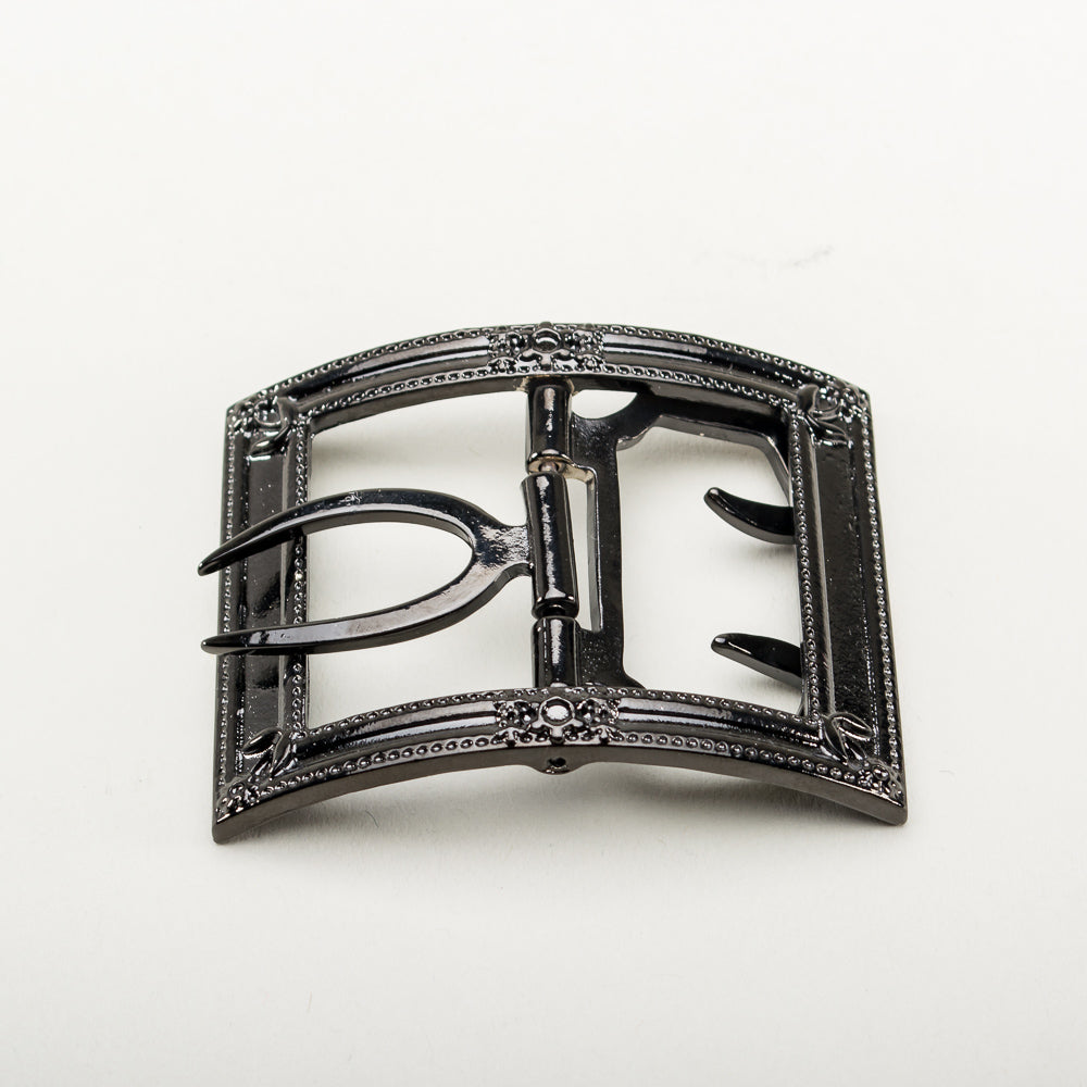 Cavendish 18th Century Shoe Buckles (Black)