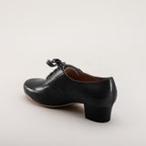Claire 1940s Oxfords (Black)