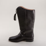Linden Women's Georgian Boots (Black) (1790 - 1830)