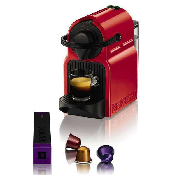 Capsule Koffiemachine Krups Nespresso Inissia XN100510 0,7 L 19 bar 1270W Rood