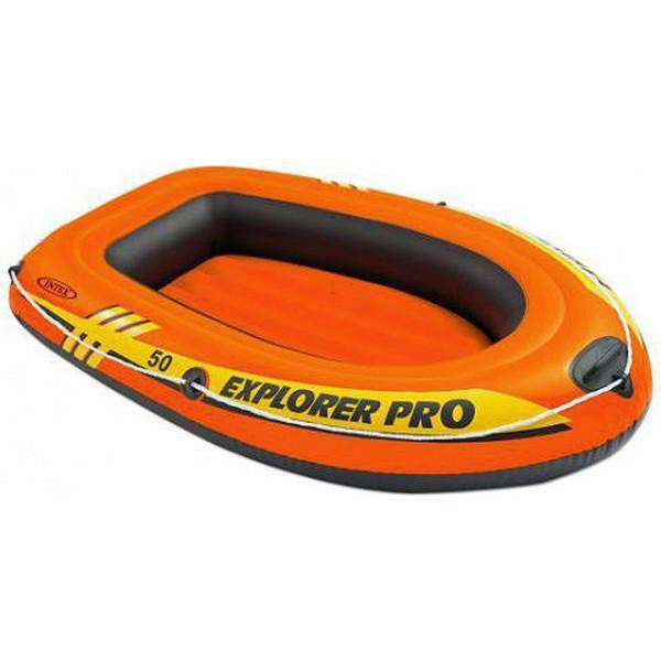 Opblaasbare Boot Explorer 50 Intex (137 x 85 x 23 cm)