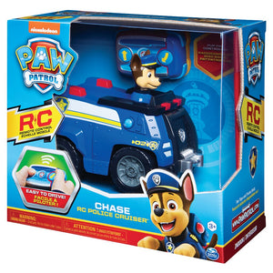 Paw Patrol RC Chase Politie Cruiser