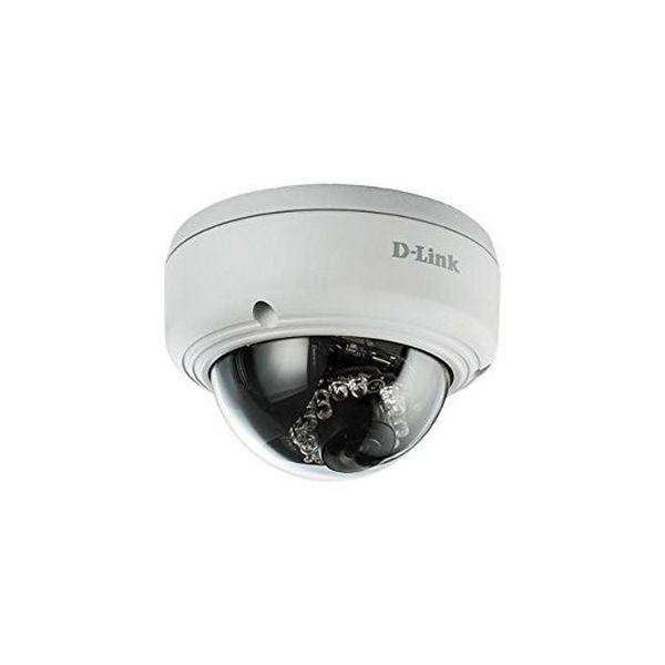 IP-camera D-Link DCS-4603 Domo FHD PoE (H/V/D): 96° / 54° / 108° Zoom 10x Wit