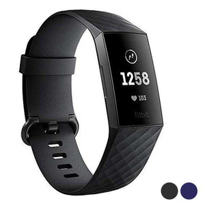 Activiteit armband Fitbit Charge 3 OLED Bluetooth 4.0 GPS