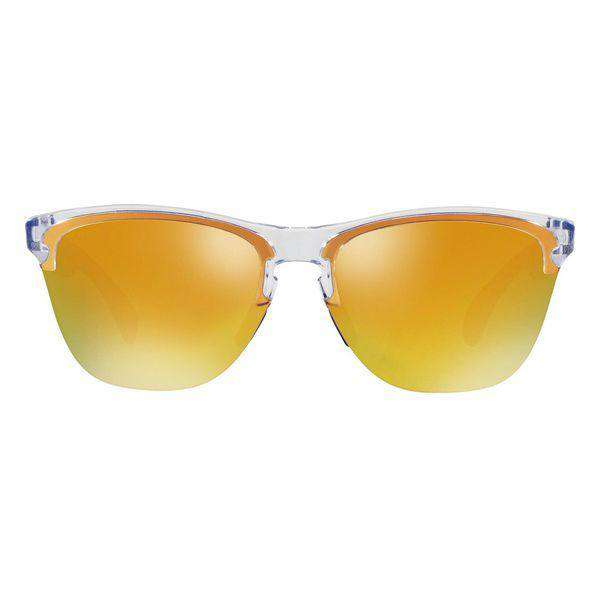 Zonnebril Heren Oakley OO9374-1363 Transparant (ø 63 mm)
