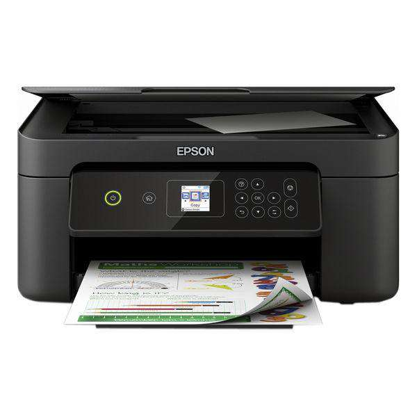 Multifunctionele Printer Epson Expression Home XP-3100 15-33 ppm LCD WiFi Zwart