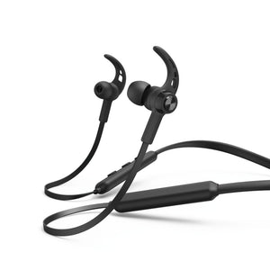 Hama Bluetooth-in-ear-stereo-headset Connect Neck Zwart