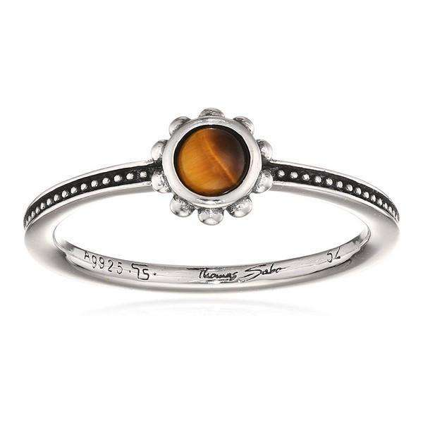 Ring Dames Thomas Sabo TR2151-826-2-52 (Maat 12)