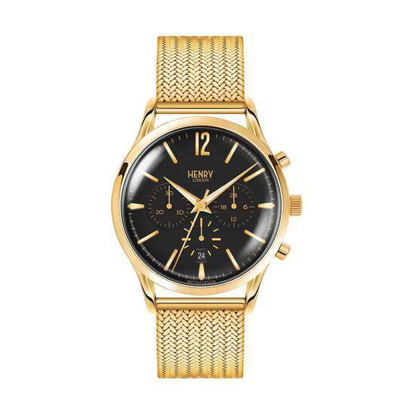 Horloge Heren Henry London HL41-CM-0180 (41 mm)