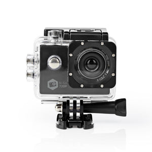 Nedis ACAM11BK Action Cam Hd 720p Waterproof Case