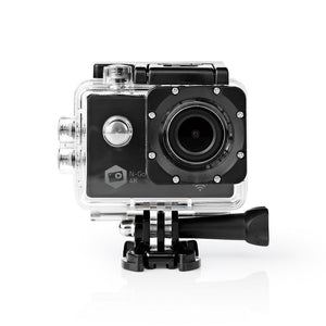 Nedis ACAM41BK Action Cam Ultra Hd 4k Wi-fi Waterproof Case