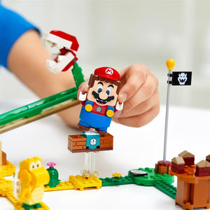 Lego Super Mario 71365 Uitbreidingsset Piranha Plant Power Slide