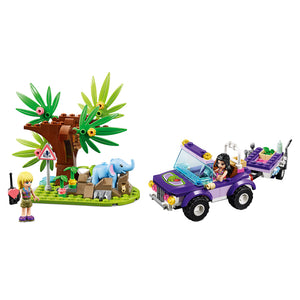 Lego Friends 41421 Babyolifant Reddingsbasis