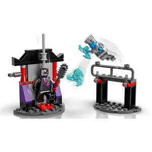 Lego Ninjago 71731 Epic Battle Set Zane vs Nindroid
