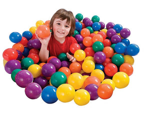 Intex Small Fun Ballz Ballenbakballen 100 Stuks