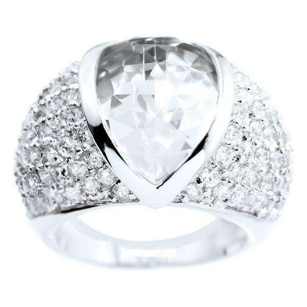 Ring Dames Guess CWR81140