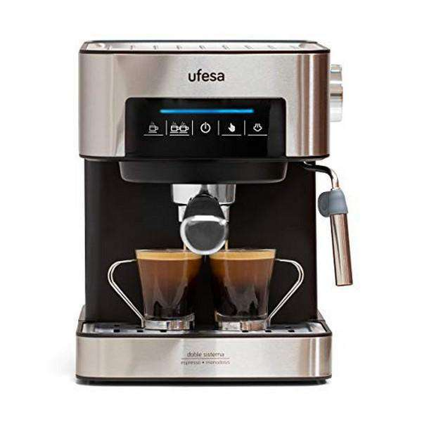 Express Koffiemachine UFESA CE7255 1,6 L 850W Roestvrij staal