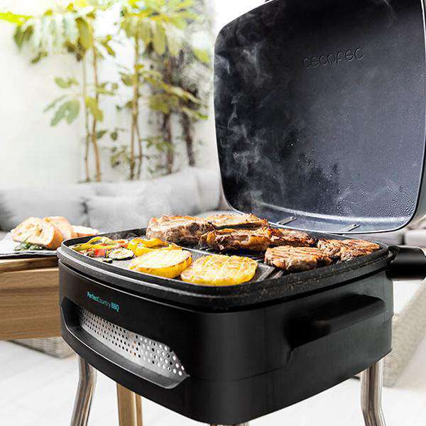 Elektrische Barbecue Cecotec PerfectCountry BBQ 2000W