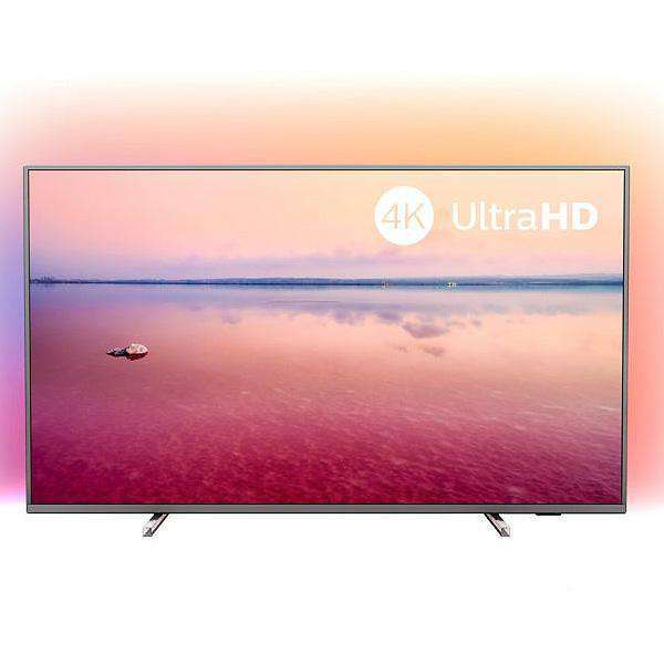 "Smart TV Philips 50PUS6754 50"" Ultra HD"