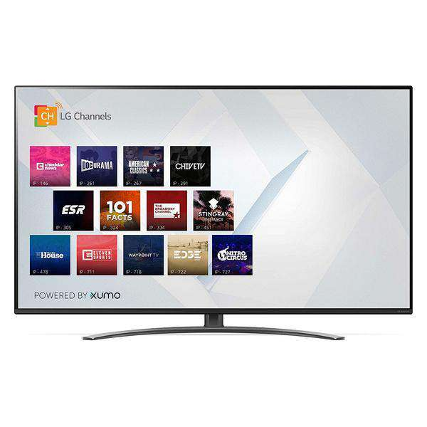 "Smart TV LG 55NANO816 55"" Ultra HD NanoCell"