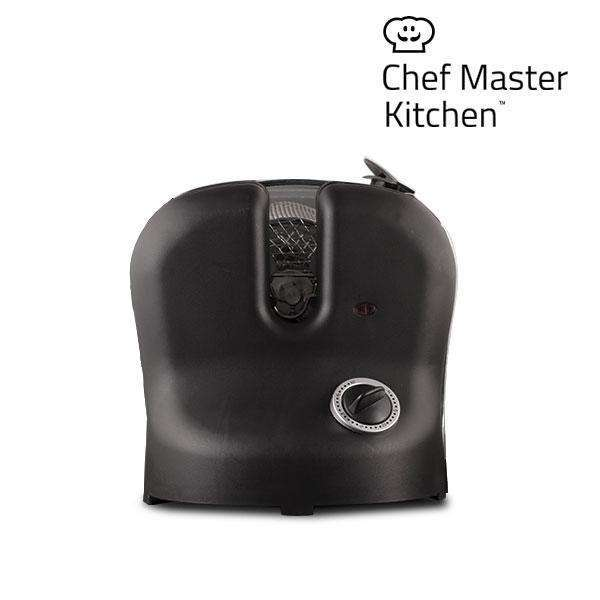 Elektrische mini-oven Chef Master Kitchen Smart Rotisserie 600W Grijs Zwart