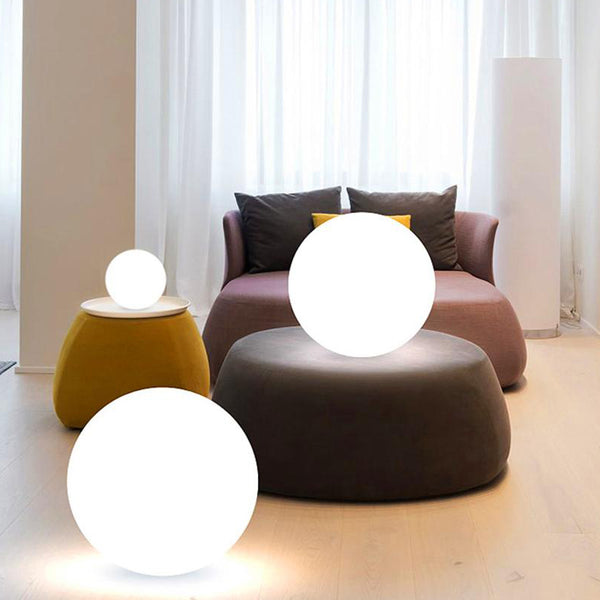 Modern Sphere LED Floor Lamps