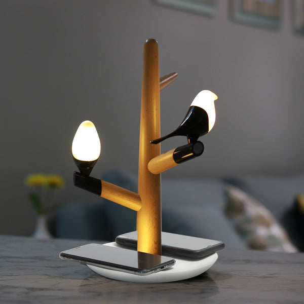 The Aviary Bedside Lamp